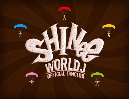 SHINee イベントメイングラフィック chocola