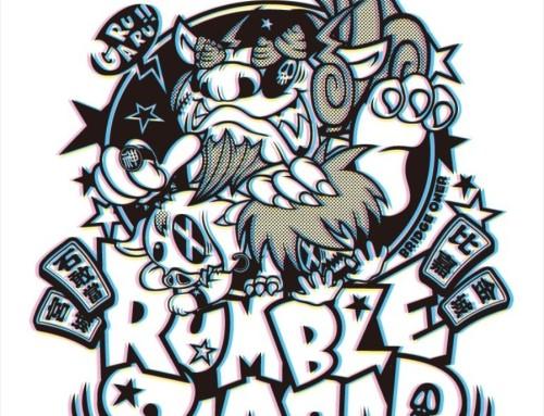 プライベートイラスト「RUMBLE SEASAR」