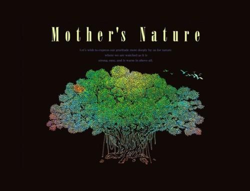 プライベートイラスト Mother's Nature