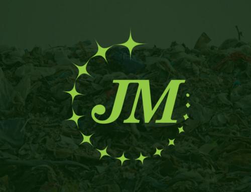 コーポレートロゴ・シンボルマークデザイン:塵宝マテリアル株式会社