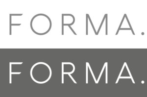 FORMA。ロゴタイプデザイン