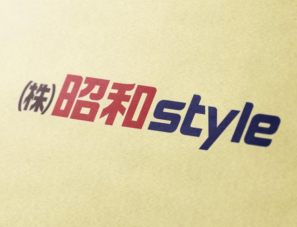 コーポレートロゴ・名刺デザイン:㈱昭和style