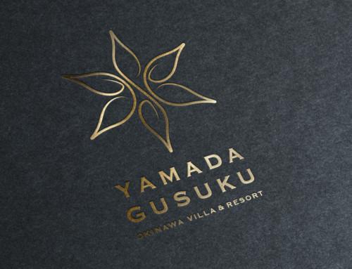 シンボルマークデザイン:U-MUI Forest Villa Okinawa YAMADA GUSUKU