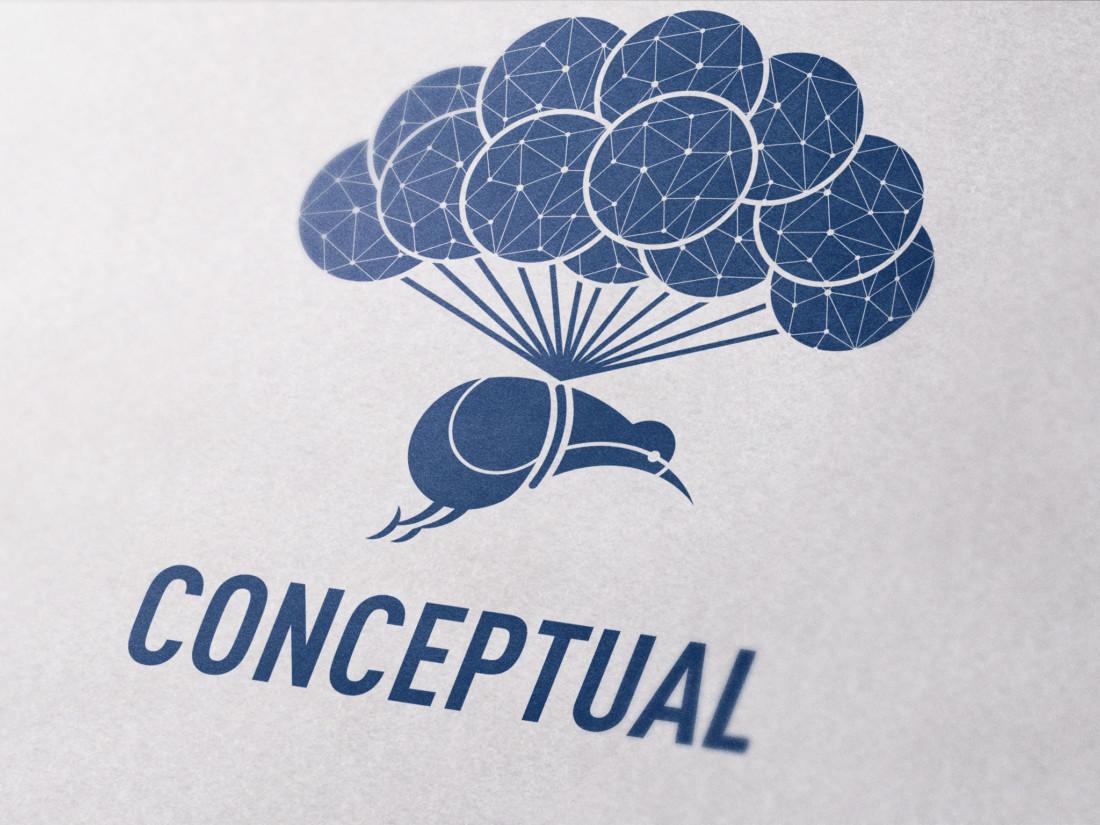 CONCEPTUAL ロゴデザイン