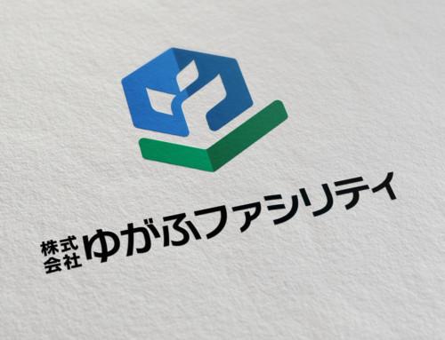 コーポレートロゴデザイン&Webサイト制作:株式会社ゆがふファシリティ