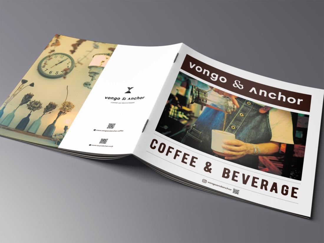 Vongo&Anchor メニュー